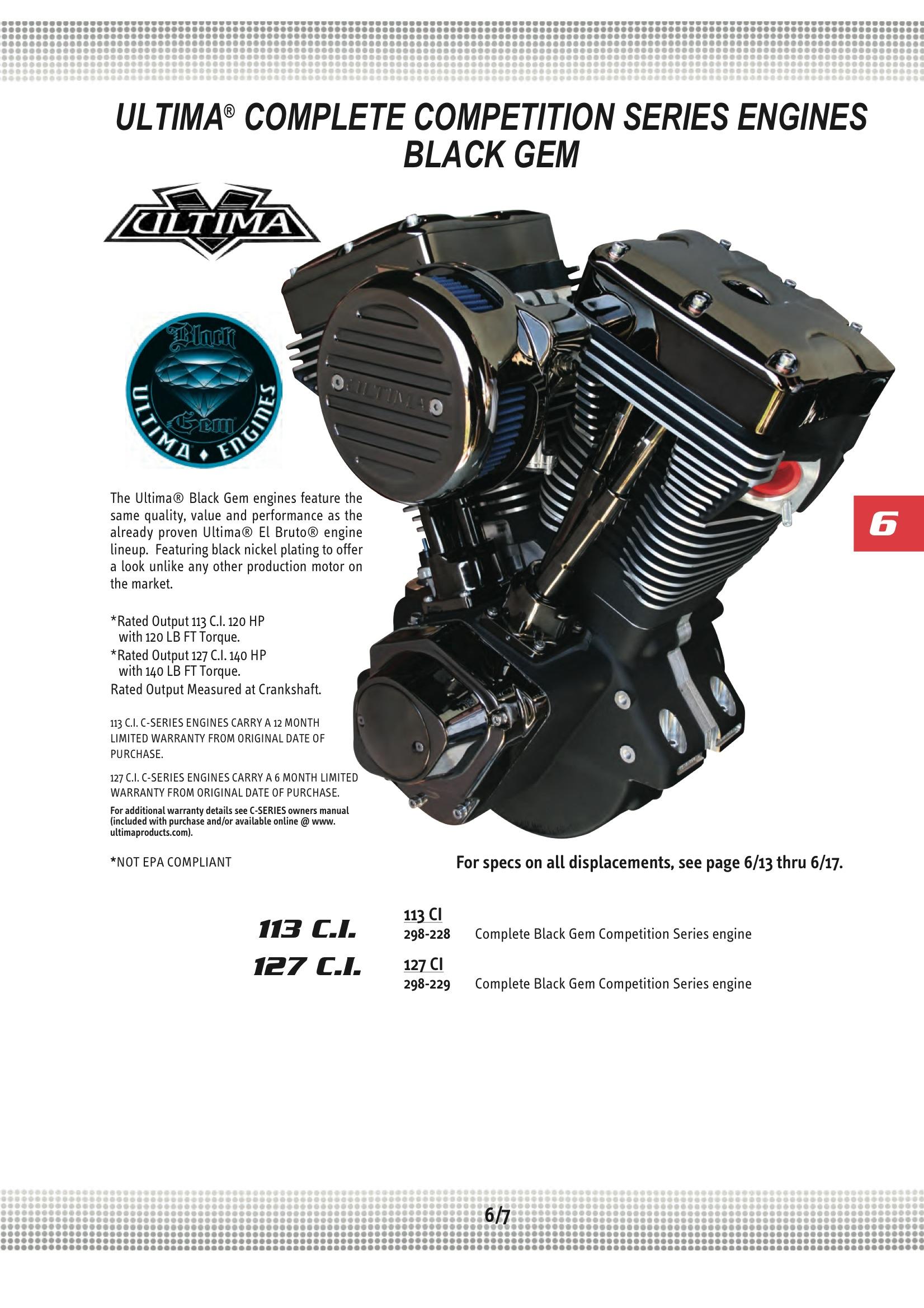 Ultima GASKET,HEAD,883 86/L-