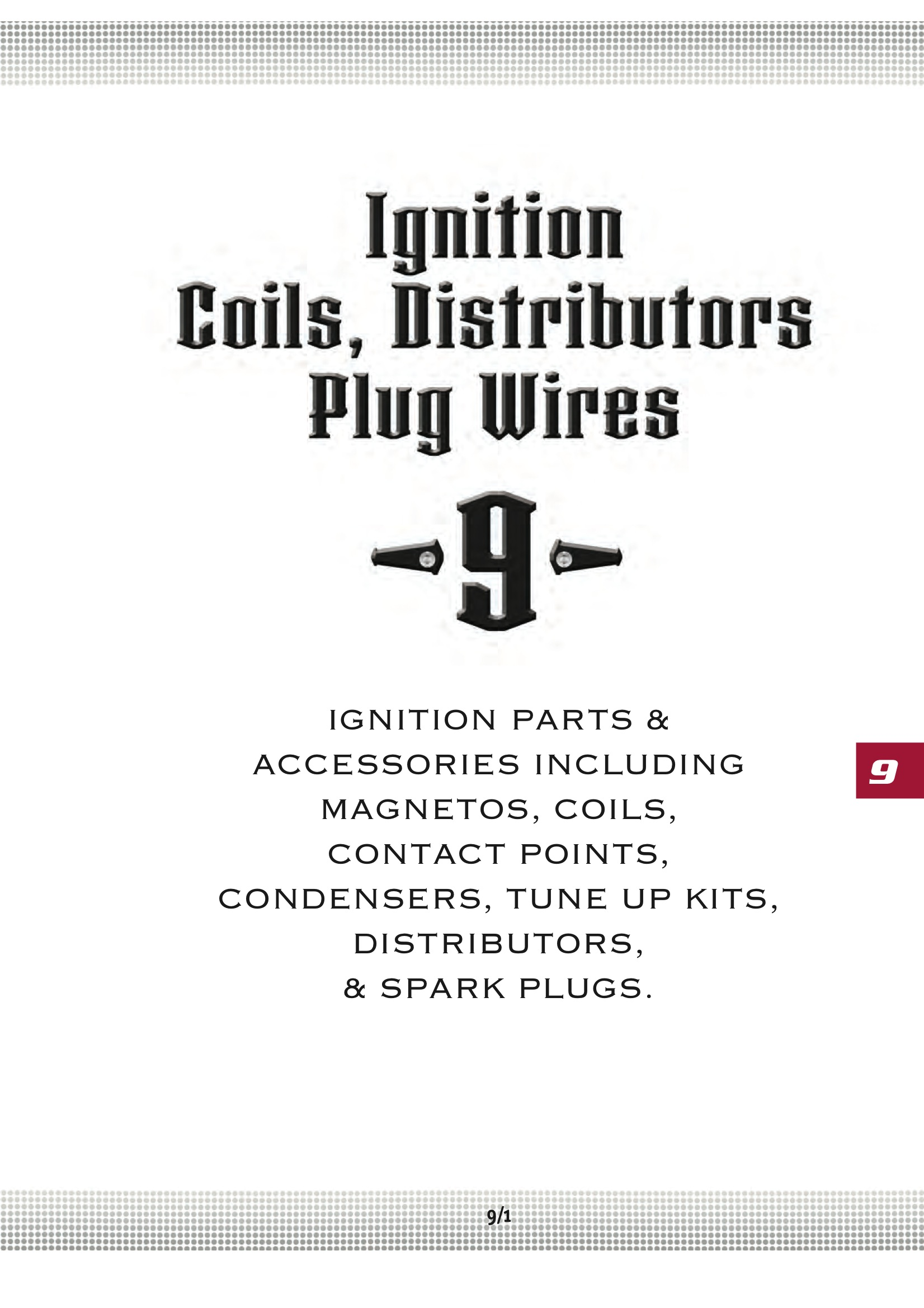 Ignition Coils Distributors Plug Wires 2000 Gl1500 Goldwing Wiring Diagram