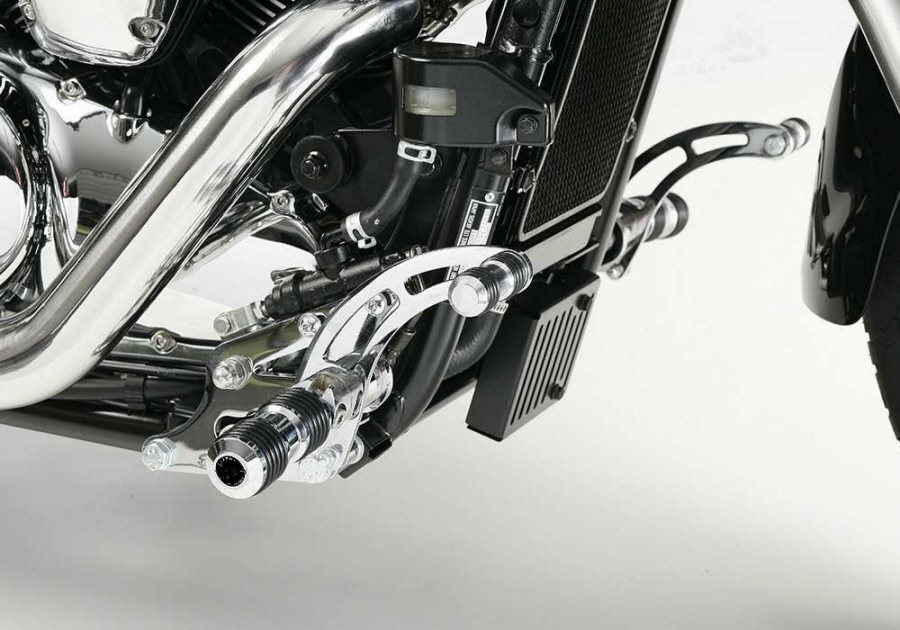 Kawasaki Custom Parts Uk