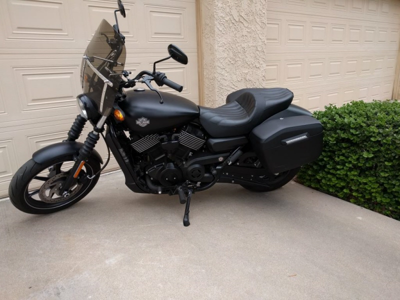 Harley Davidson Xg750 >> Harley Davidson Street XG750 Streetshield windshield windscreen national cycle N25001