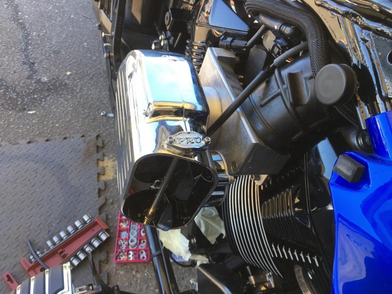 Suzuki M1800R VZR1800R M109R Pro Hypercharger air filters Kit