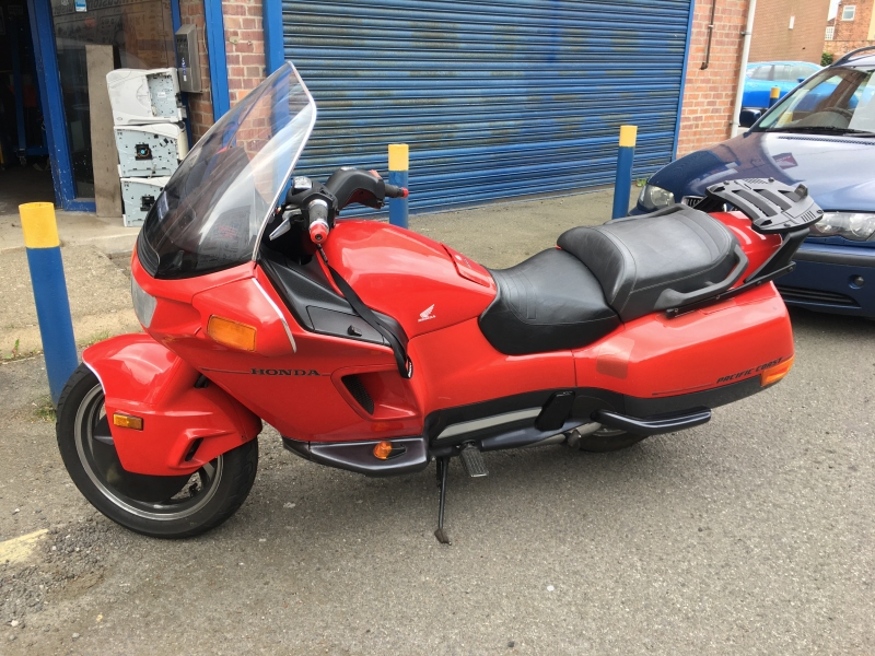 Honda Pacific Coast >> Honda Pc800 Pacific Coast Motorcycle Low Miles Rare Call Mike 01773835666