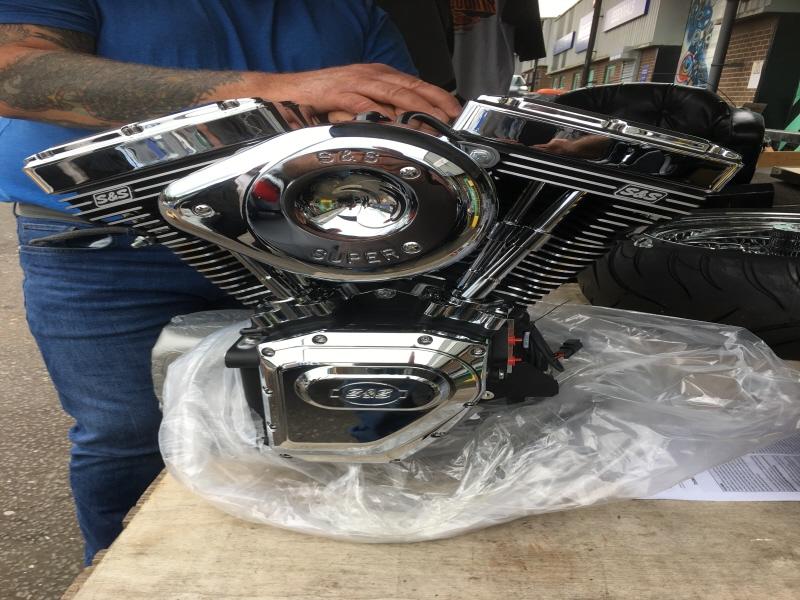 Harley Davidson FLSTF Harley Fat Boy Performance upgrade s
