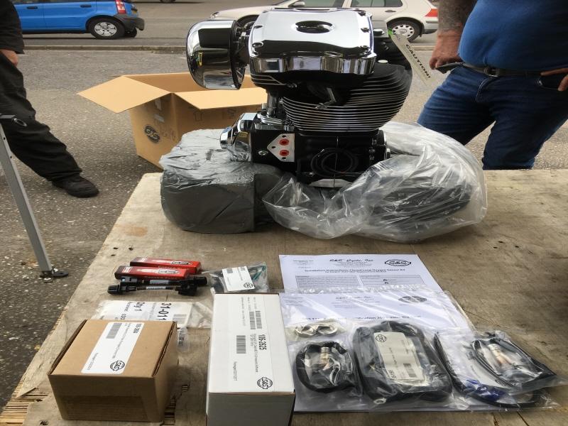 Harely Davidson FXDC Dyna Super Glide Accessories