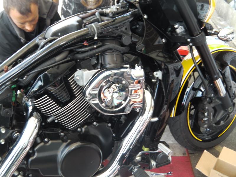Suzuki M1800R VZR1800R M109R Std Hypercharger air filters Kit