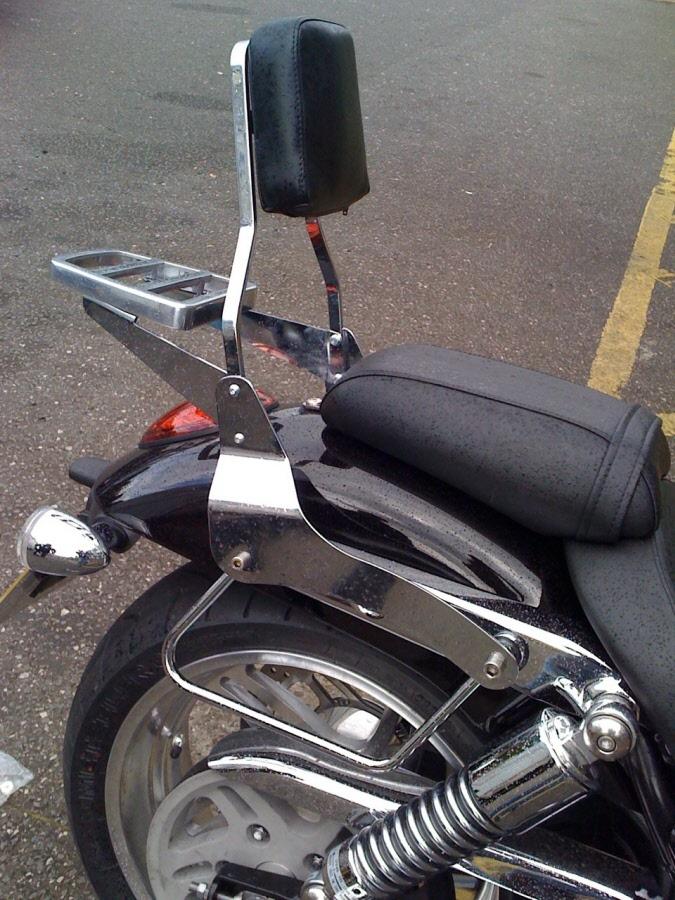 Motorcycle Helmets For Sale >> Triumph Thunderbird Storm HAC Sissybar Luggage Rack Large
