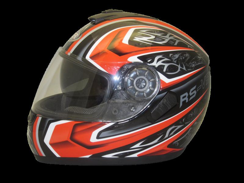 19f8bbfb Viper Motorcycle Helmet Full Face Integral Sun Visor 3GO E5V (V5 ...