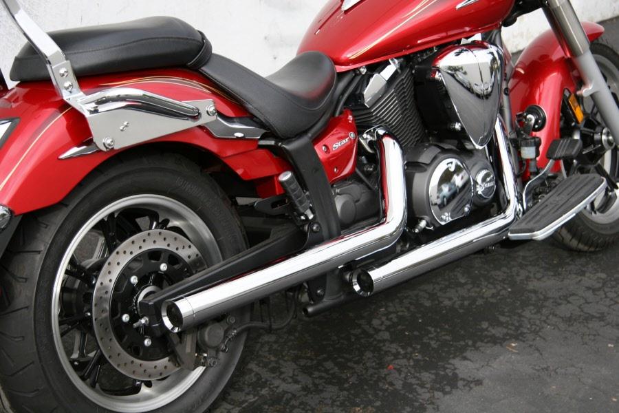 Custom Cruisers Motorcycle Accessories Yamaha Exhausts