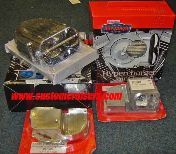 Suzuki M1800R VZR1800R M109R Hypercharger Kit
