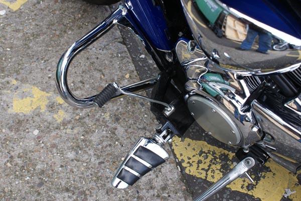 Suzuki Foot Pegs