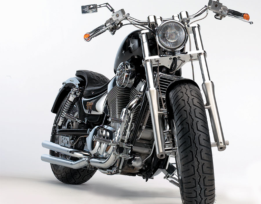 custom cruisers motorcycle accessories suzuki vs1400. Black Bedroom Furniture Sets. Home Design Ideas