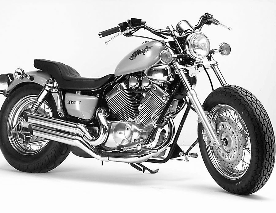 Yamaha XV535 Virago Triple tree kit 5 Degree Rake on