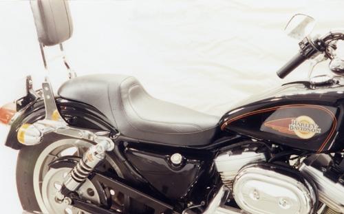 Mustang Seat Harley Davidson Sportster - Fastback