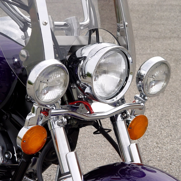 How to install aftermarket motorcycle headlight