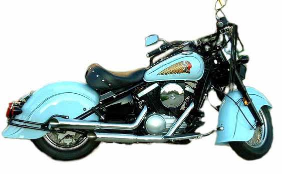 For Sale Kawasaki Drifter