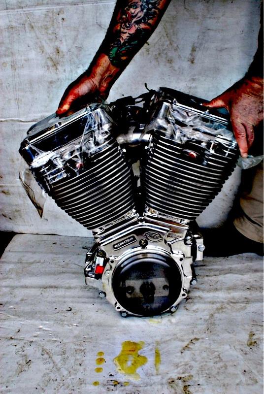 sands_engine2 harley davidson flhr road king s&s performance enhancers  at eliteediting.co