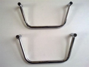 Harley Davidson Dyna Fat Bob FXDF Saddlebags Panniers & Supports