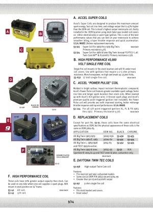 Ignition, Coils, Distributors, Plug Wires on