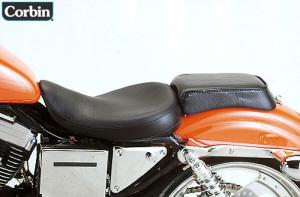 Corbin motorcycle Touring seats