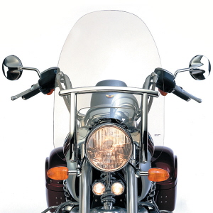 BMW R850CE Euro Windshields from ZTechnik UK
