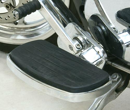 Honda Sales Event >> Triumph Thunderbird 1600 Steel Driver Floorboards
