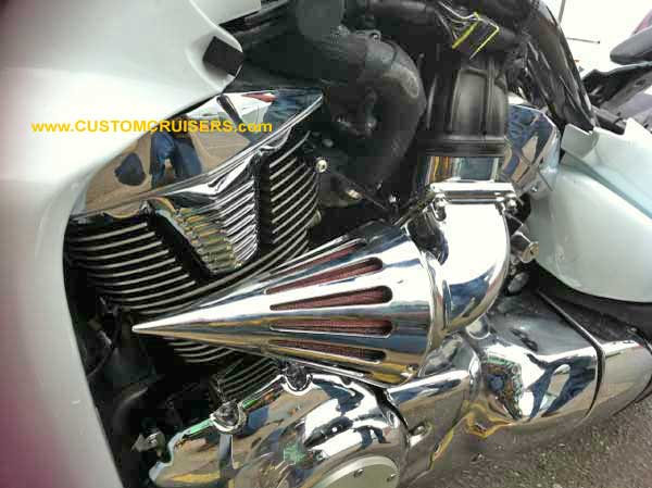 Air Filter Motorcycle Suzuki
