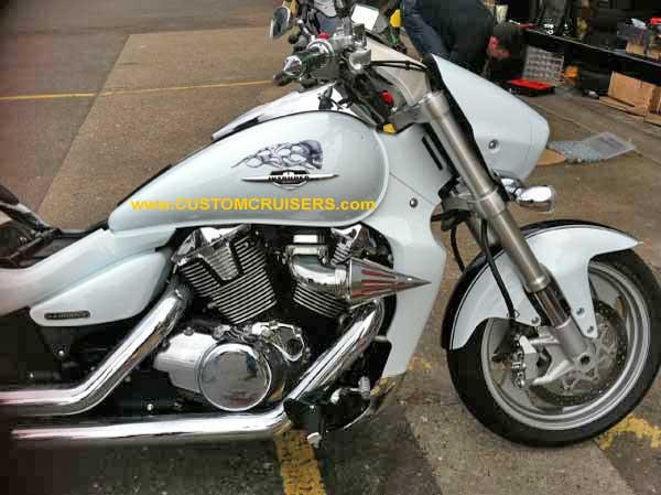Nitrous Oxide For Sale >> Suzuki M1800R VZR1800R M109R Boulevard Performance uypgrades