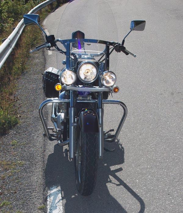 Honda Of Troy >> Custom Cruisers Motorcycle Accessories Honda VT125 Shadow VT250 Lights