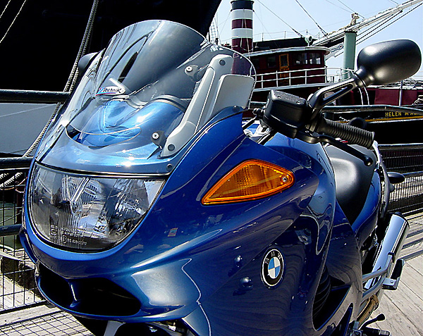Bmw 2002 For Sale >> BMW K1200RS Standard 2001-current - Replacement Windshield Light Tint '02-~
