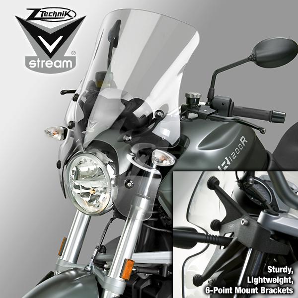 bmw r1200r vstream windshield windschilder sport touring. Black Bedroom Furniture Sets. Home Design Ideas