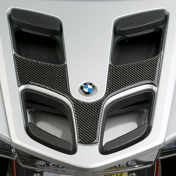 Bmw K1600gt K1600gtl 2011 Amp Up Rear Rack Trim Carbon Fibre